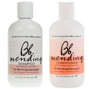 Bb Wear and Care Mending Duo- Shampoo and Conditioner