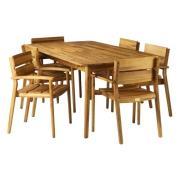 Coop havemøbelsæt - Aura L - Natur