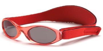 Solbrille - Baby Banz - Adventure - Rød