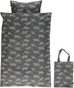 Sengetøj fra Småfolk - Økologisk - Leopard
