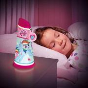 My Little Pony 2i1 Natlampe og lygte