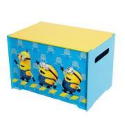 Minions Træ Legetøjs Box