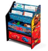 Disney Biler Bog og Legetøj opbevaringsreol