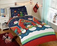 Julemandens Hule Sengetøj