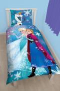 Disney Frost Sengetøj - 100 procent bomuld