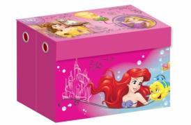 Disney Prinsesse Sammenklappelig Legetøjsboks