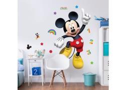 Mickey Mouse Kæmpe Figur Wallsticker