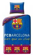 FC Barcelona 2i1 Sengetøj model 2 - 100 procent bomuld