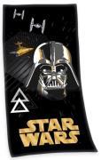 Star Wars Darth Vader Badehåndklæde - 100 procent bomuld