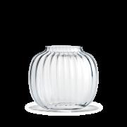 Primula Oval Vase Klar H17,5 cm