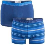 Calvin Klein 2-pak ID Cotton Trunks * Gratis Fragt *