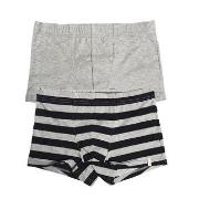 Esprit 2-pak Heritage Shorts Grey * Gratis Fragt * * Kampagne *