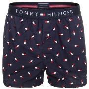 Tommy Hilfiger Cotton Icon Woven Boxer Mini Flag * Gratis Fragt *