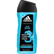 Ice Dive For Him,  250ml Adidas Shower Gel