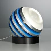 BULO original LED-bordlampe, lyseblå
