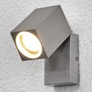 Drejelig udendørs væglampe Loris