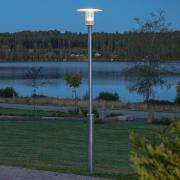 Dæmpbar lygtepæl Mode LED, IP54