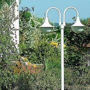 Smuk lampemast 171 W med to lys