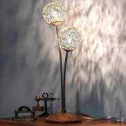 Bordlampe Greta med to lyskilder