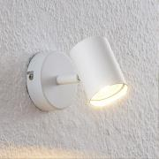 ELC Tomoki LED-spot, hvid, 1 lyskilde