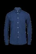 Skjorte slhSlimnolan Shirt LS Mix W, slim fit