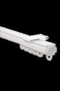 Gardinskinne U-skinne   150 cm