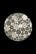Bubbla bakke, Ø 38 cm