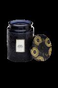 Moso Bamboo - Large Glass Jar Candle 100h