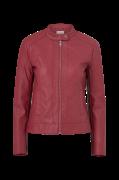 Jakke jdyDallas Faux Leather Jacket