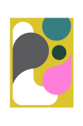 Plakat Abstraction 2