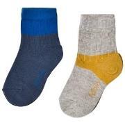 Molo Nord Socks Lapis Blue 17-19 (6-9 mdr)