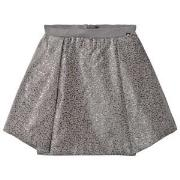 Molo Bree Skirt Silver Jacquard 98/104 cm