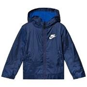 NIKE Blue Void Jacket 6-7 years