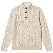 GAP Strikket Sweater Ivory Cream XS (4-5 år)