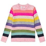 GAP Crazy Knitted Sweater Multi XS (4-5 år)