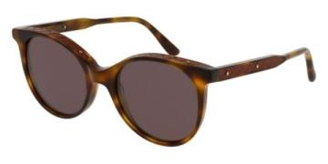 Bottega Veneta BV0067S Polarized Solbriller