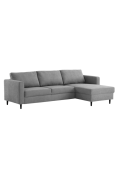 FRANCIS sofa 3-pers. - chaiselong