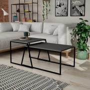 Sofabord Set Pal Orta Sehpa