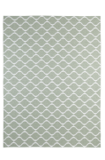 Plastgulvtæppe Wave 150x200 cm