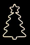 LED-slange Montana Gran 80