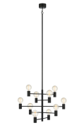 Loftlampe Paris Sort