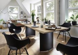 BODAHL Extreme plankebord - olieret egetræ, m. udtræk 220 ...