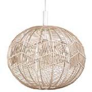 Globen Lighting-Missy Pendant, Nature/White