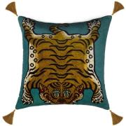 House of Hackney-Saber Cushion Large, Teal