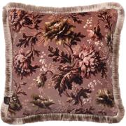 House of Hackney-Opia Cushion with Fringes Medium, Old Rose