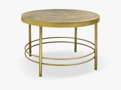 JUNGLE coffee table, round, four legs