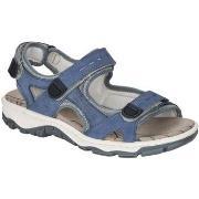 Sportssandaler Rieker  Jeans Casual Flat Sandals