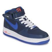 Sneakers til børn Nike  AIR FORCE 1 MID JUNIOR