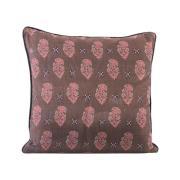House Doctor pudebetræk med mønster Lotus