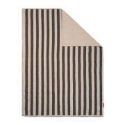 Grand plaid 120x170 cm Sand-black